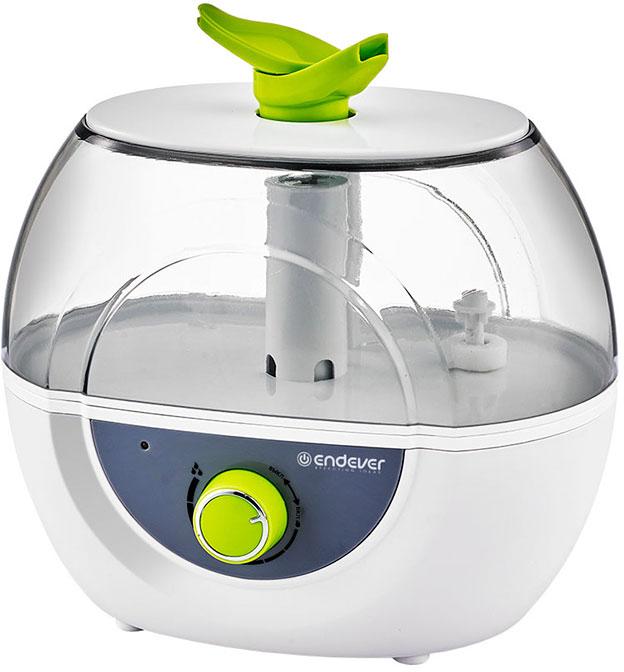 Endever Oasis 150, White ультразвуковой увлажнитель воздуха