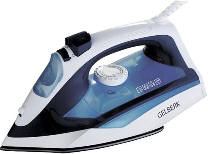 Gelberk GL-701 утюгGL-701Утюг Gelberk GL-701 мощностью 2000 Вт облегчает уход за одеждой и безусловно порадует вас своими поистине безграничными возможностями. Подошва утюга из нержавеющей стали обеспечивает идеальное скольжение и избавит ваши вещи даже от самых сложных складок.Прибор обладает всеми необходимыми характеристиками для отличного результата: сухое глажение, отпаривание с регулировкой, функция разбрызгивания, возможность вертикального отпаривания. Модель оснащена функциями парового удара и самоочистки.