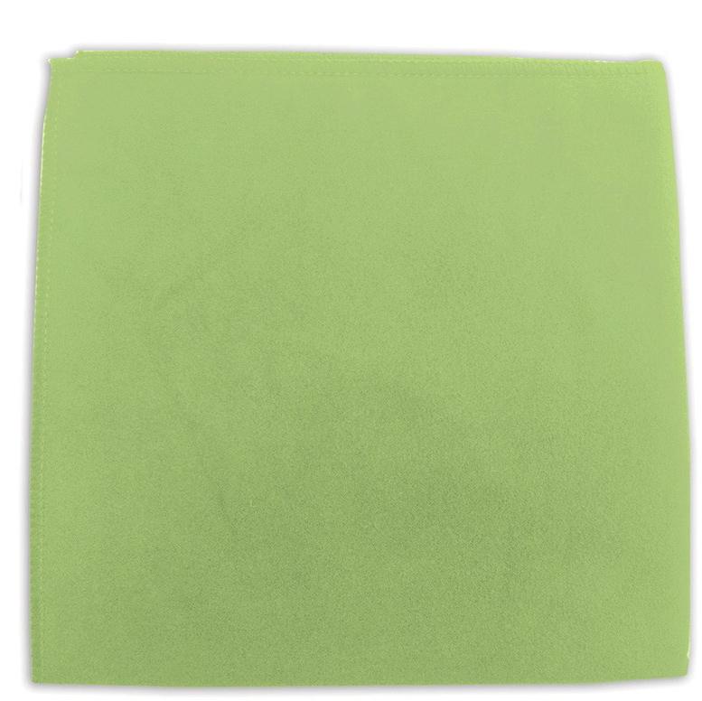 Салфетка для оптики и мебели Лайма Замша, цвет: зеленый, 30 х 30 см601249Салфетка из микрофибры идеально подходит для ухода за мебелью и оптикой. Эффективно вытирает пыль, мягко удаляет загрязнения и полирует поверхность, не царапая ее и не оставляя ворса и разводов. Рекомендуется для сухой уборки.