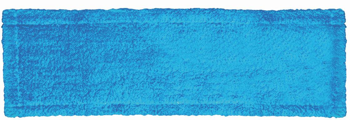 Насадка для швабры Лайма Моп, с карманами, цвет: голубой, 40 х 10 см. 603116603116Насадка для швабры из микрофибры предназначена для проведения влажной и сухой уборки помещения. Используется в комплекте со шваброй, крепится к держателю с помощью карманов. Обладает отличными моющими и впитывающими свойствами. Для швабры Лайма Эконом.
