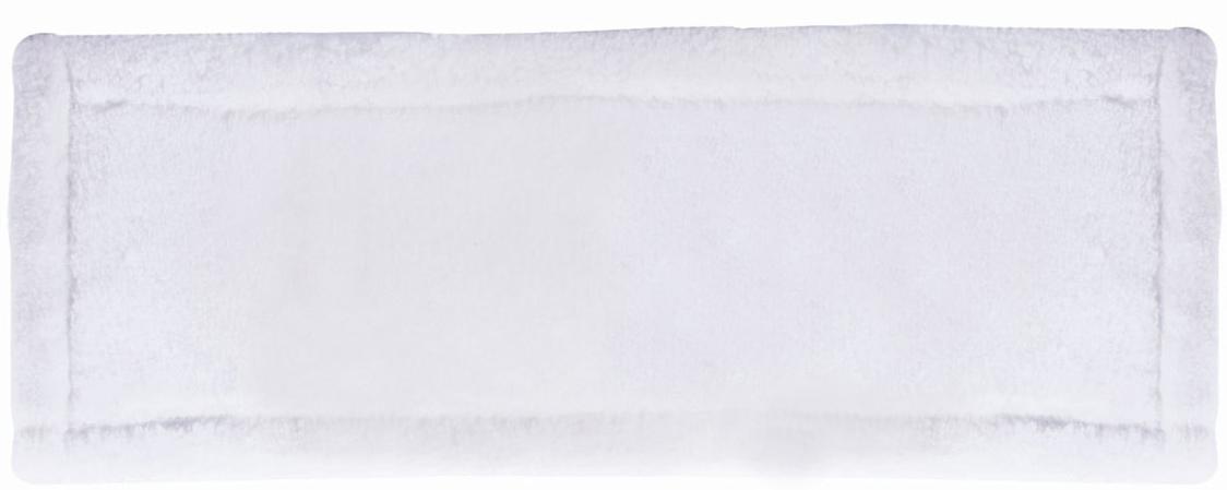 Насадка для швабры Лайма Моп, с карманами, цвет: белый, 40 х 10 см. 603117603117Насадка для швабры из микрофибры предназначена для проведения влажной и сухой уборки помещения. Используется в комплекте со шваброй, крепится к держателю с помощью карманов. Обладает отличными моющими и впитывающими свойствами. Для швабры-рамки Лайма Бюджет.