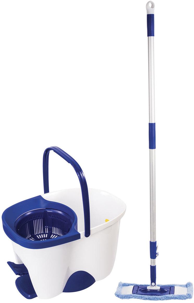 Набор для уборки Лайма, 5 предметов. 603625 швабра loks super cleaning с насадкой для отжима цвет розовый l10 2757 11