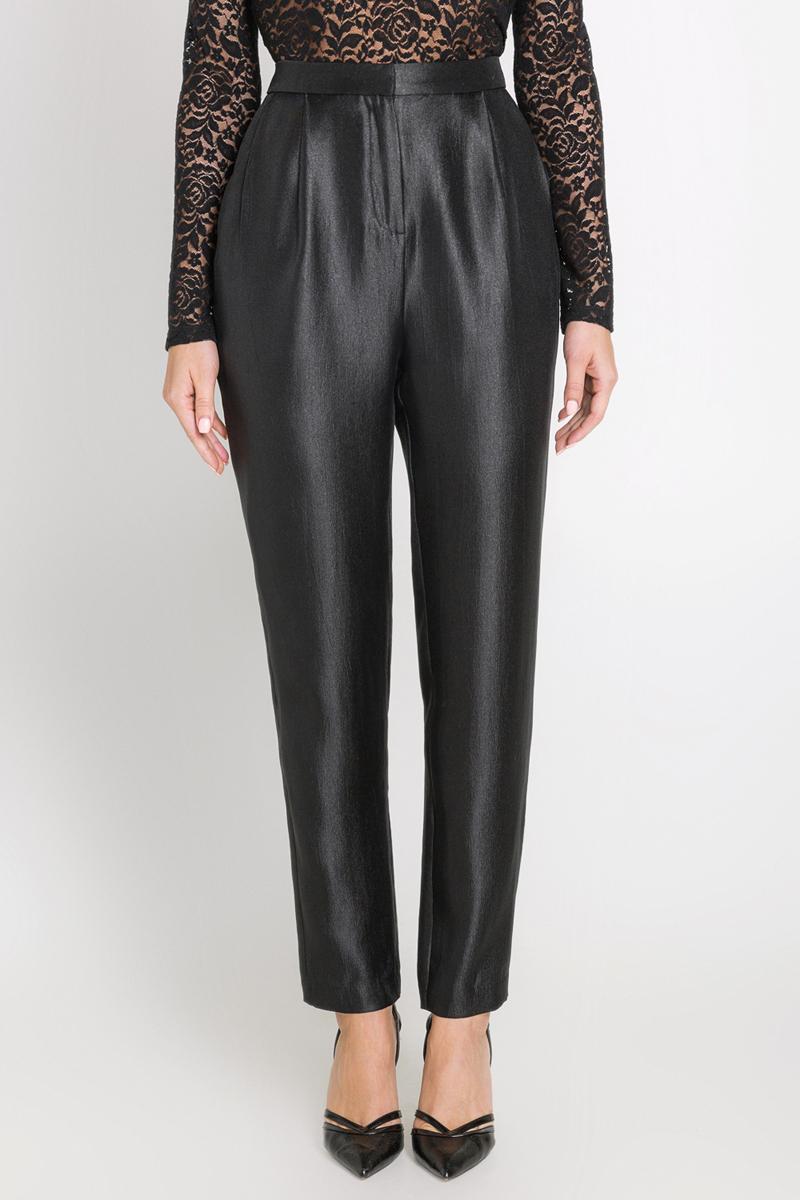Брюки женские Bestia Mediana_b, цвет: черный. 40200160076_100. Размер M (46) платье bestia цвет коричневый
