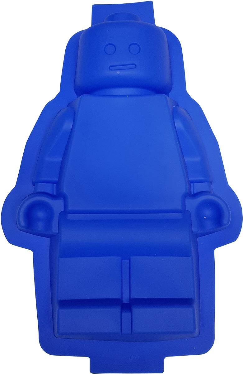 Форма для кекса FidgetGo Lego, цвет: синий, 29,5 х 20 х 4 см2212345678976Хотите устроить вечеринку в стиле Lego для своих детей. Мы предлагаем силиконовую форму Lego. Она идеально подходит для создания кекса, торта, желе, шоколада, замороженного десерта.ХОЛОДО И ТЕПЛОУСТОЙЧИВОСТЬ:: Эта силиконовая форма спроектирована и изготовлена с учетом горячих и холодных обработок, она может хорошо противостоять низкой и высокой температуре от -40°С до +230°С Независимо от того, какие способы приготовления вы используете для него, силикон не проявит ни малейшего признака износа. Она безопасны для морозильной камеры, духовки, микроволновой печи и посудомоечной машины.НАДЕЖНЫЕ КАЧЕСТВЕННЫЕ МАТЕРИАЛЫ: когда речь заходит о наших силиконовых формах и других кухонных принадлежностях, мы гарантируем использование нетоксичных, не содержащих BPA материалов, а также самых современных производственных процессов и строгий контроль качества. Эти силиконовые формы очень легко наполнить вашими выбранными ингредиентами. Не требуется масло для предотвращения прилипания.