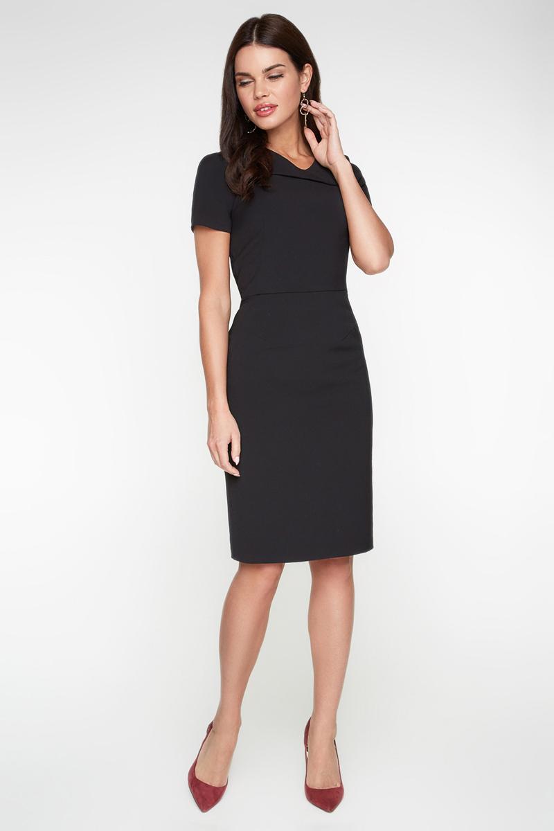 Фото Платье Bestia Milana1_b, цвет: черный. 40010200011_100. Размер 40