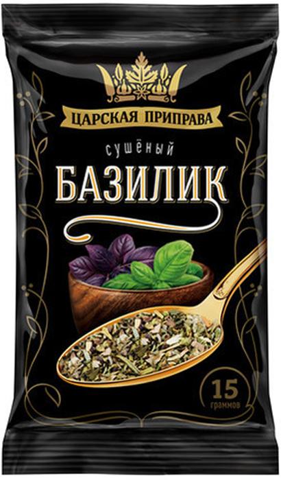 Царская приправа базилик зелень сушеная, 4 пакетика по 10 г царская приправа кавказские травы 4 пакетика по 15 г