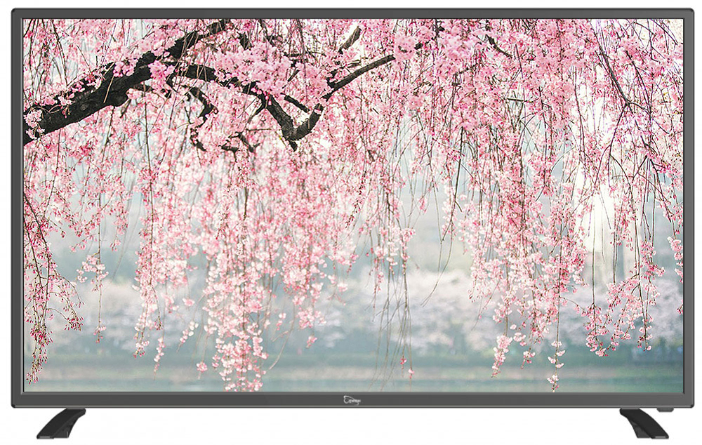 Orion ПТ-122ЖК-140ЦТ, Black телевизор11773Orion ПТ-122ЖК-140ЦТ - это многофункциональный телевизор, обладающий отличным качеством изображения. LED-подсветка обеспечивает четкость и яркость изображения, а экран обладает разрешением 1920x1080 пикселей, яркостью 300 кд/м2, динамической контрастностью 80000:1 и широким углом обзора (178°).Телевизор имеет функцию телетекста, таймер сна и защиту от детей. Мощность звучания аудиосистемы составляет 12 Вт, также поддерживаются телевизионные стандарты DVB-T2/C. Телевизор оборудован USB-портом и HDMI-входом.