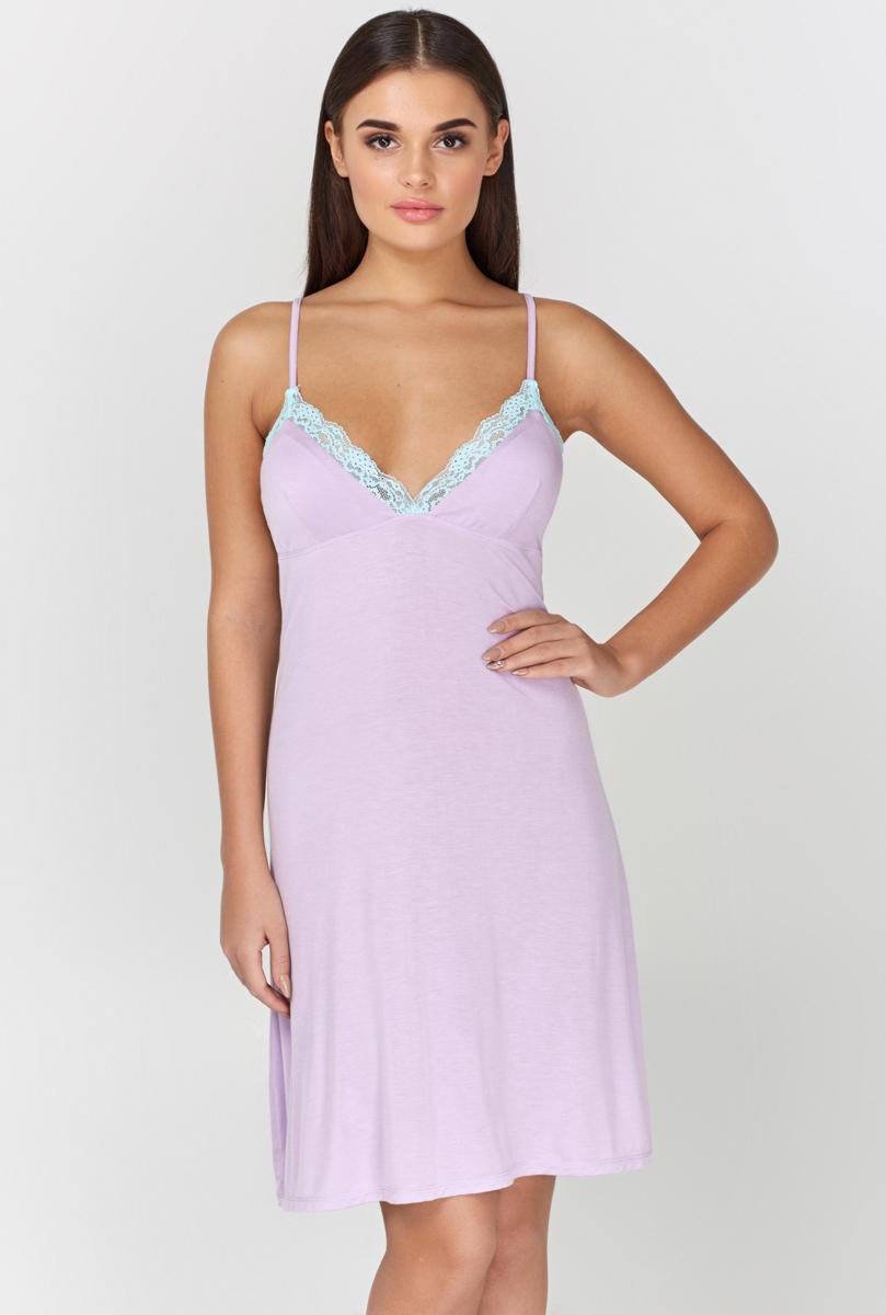 Ночная рубашка женская Infinity Lingerie Oana, цвет: розовый. 31204270064_8000. Размер XL (50) очки солнцезащитные infinity lingerie infinity lingerie in013dwthu47