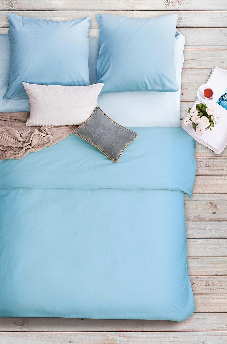 Комплект белья Sova & Javoronok Водяная лилия (1,5-спальный , бязь Premium, наволочки 70х70)