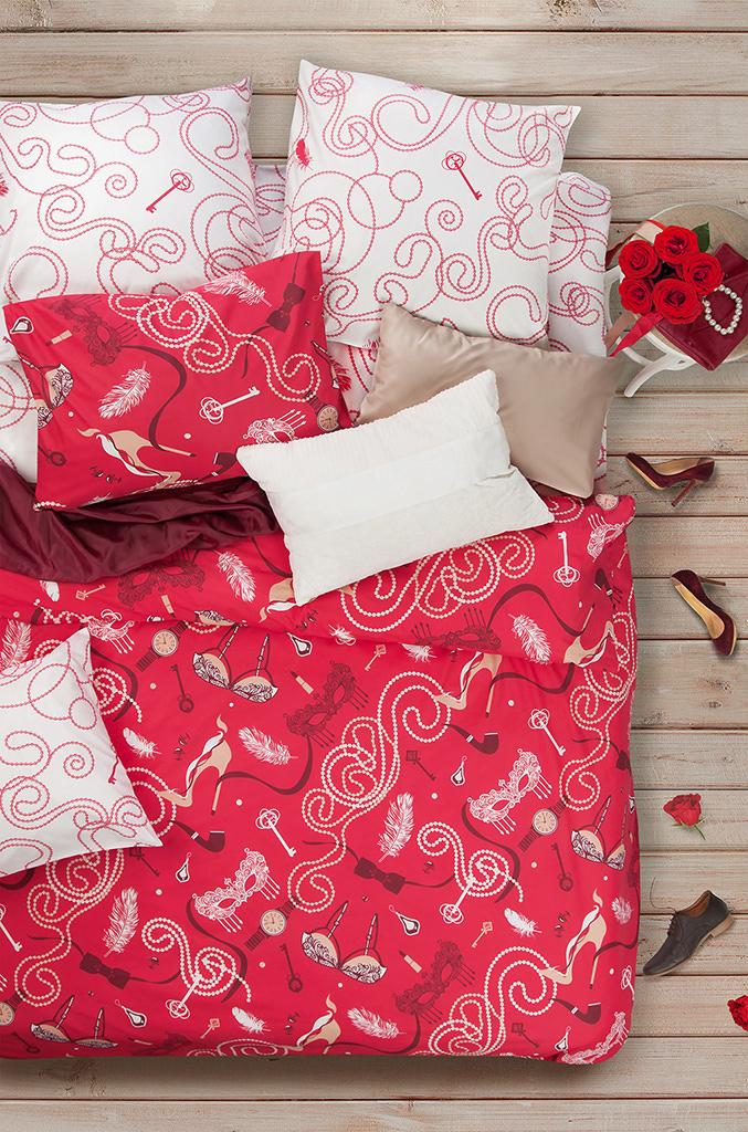 Комплект белья Sova & Javoronok Будуар, семейный, наволочки 50x70. 20308167992030816799Комплект белья Sova & Javoronokизготовлен из натуральных и качественных материалов, поможет вам расслабиться и подарит спокойный сон.Постельное белье имеет и привлекательный внешний вид, отлично стирается, гладится, быстро сохнет. Благодаря такому комплекту постельного белья, вы сможете создать атмосферу уюта и комфорта в вашей спальне.Плотность: 120 г.