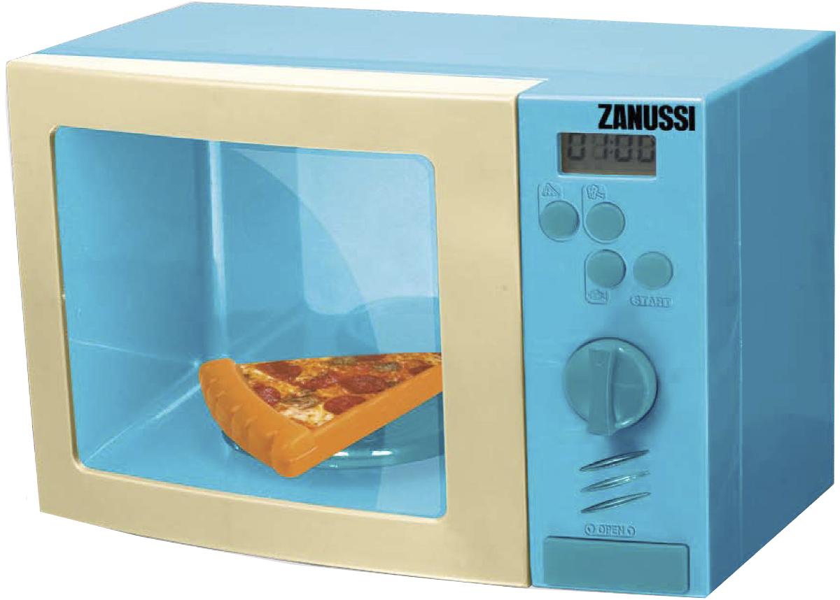 HTI Игровой набор Микроволновая печь Zanussi микроволновая печь zanussi zfm20110wa