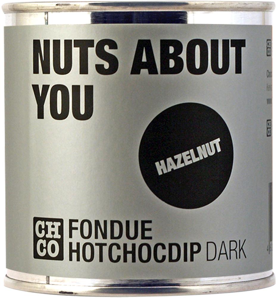 Chco Лесной орех шоколадное фондю, 250 г ritter sport лесной орех шоколад молочный с обжаренным орехом лещины 100 г