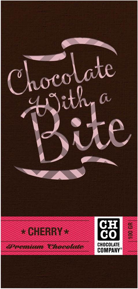 Chco Chocbar Вишня горький шоколад, 100 г цена 2017