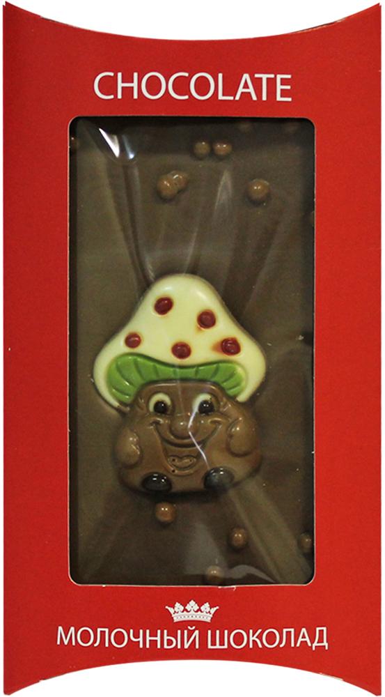 Lord Грибок молочный шоколад детский, 115 г chokocat любимой дочке молочный шоколад 60 г