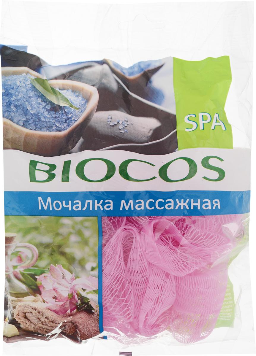 BioCos Мочалка массажная для тела Spa, цвет: розовый14498_розовыйМассажная мочалка для тела BioCos Spa идеально подходит для повышения тонуса и легкого пилинга вашей кожи. Регулярное использование мочалки улучшает кровообращение, повышает тонус кожи и способствует повышению ее эластичности. Мочалка превосходно пенится и может использоваться с любыми видами моющих средств для тела. Рекомендации по применению: перед первым применением мочалку рекомендуется промыть в воде. После использования ее необходимо тщательно прополоскать и просушить.