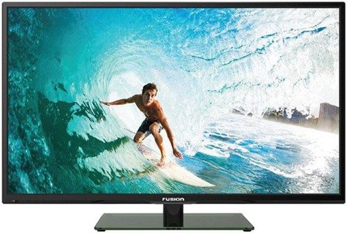 Fusion FLTV-32H100, Black телевизор fusion fltv 32h100 black телевизор