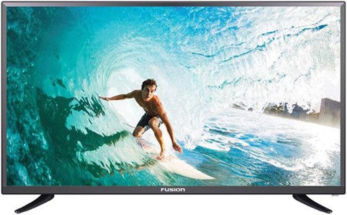 Fusion FLTV-32B100, Black телевизор fusion fltv 24h100 black телевизор