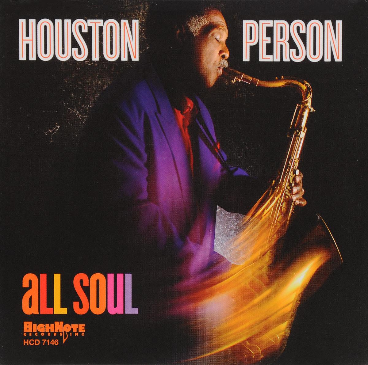 Houston Person. All Soul
