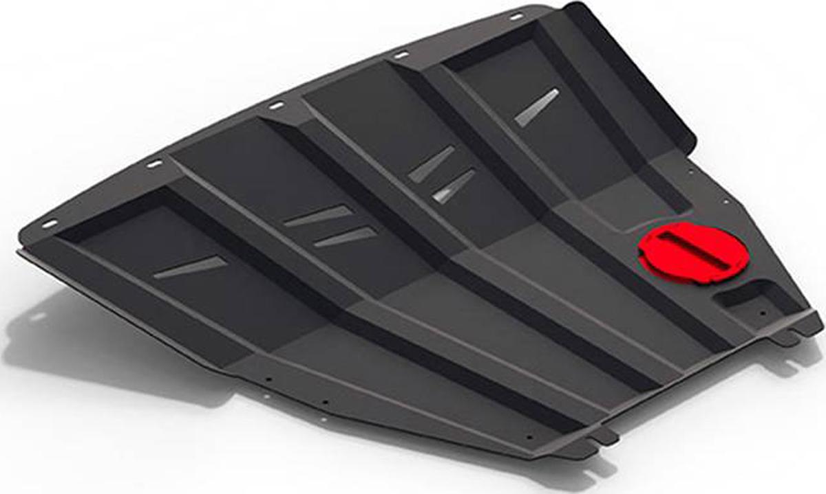 Защита картера и КПП Автоброня Lada Vesta 2015-/Lada Vesta SW 2017-, сталь 2 мм1.06029.1Защита картера и КПП Автоброня Lada Vesta, V-1,6; 1,8 2015-/Lada Vesta SW, V - 1.8 2017-, сталь 2 мм, штатный крепеж, 1.06029.1Стальные защиты Автоброня надежно защищают ваш автомобиль от повреждений при наезде на бордюры, выступающие канализационные люки, кромки поврежденного асфальта или при ремонте дорог, не говоря уже о загородных дорогах.- Имеют оптимальное соотношение цена-качество.- Спроектированы с учетом особенностей автомобиля, что делает установку удобной.- Защита устанавливается в штатные места кузова автомобиля.- Является надежной защитой для важных элементов на протяжении долгих лет.- Глубокий штамп дополнительно усиливает конструкцию защиты.- Подштамповка в местах крепления защищает крепеж от срезания.- Технологические отверстия там, где они необходимы для смены масла и слива воды, оборудованные заглушками, закрепленными на защите.Толщина стали 2 мм.В комплекте инструкция по установке.При установке используется штатный крепеж автомобиля.Уважаемые клиенты!Обращаем ваше внимание на тот факт, что защита имеет форму, соответствующую модели данного автомобиля. Наличие глубокого штампа и лючков для смены фильтров/масла предусмотрено не на всех защитах. Фото служит для визуального восприятия товара.