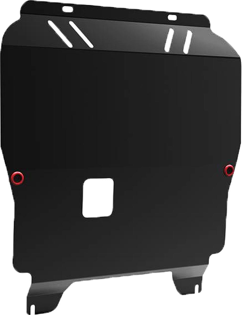 Защита картера и КПП Автоброня Chevrolet Aveo 2008-2012/Ravon Nexia R3 2016-, сталь 2 мм111.01001.2Защита картера и КПП Автоброня Chevrolet Aveo, V - 1,2; 1,4 2008-2012/Ravon Nexia R3, V - 1.5 2016-, сталь 2 мм, комплект крепежа, 111.01001.2Стальные защиты Автоброня надежно защищают ваш автомобиль от повреждений при наезде на бордюры, выступающие канализационные люки, кромки поврежденного асфальта или при ремонте дорог, не говоря уже о загородных дорогах. - Имеют оптимальное соотношение цена-качество. - Спроектированы с учетом особенностей автомобиля, что делает установку удобной. - Защита устанавливается в штатные места кузова автомобиля. - Является надежной защитой для важных элементов на протяжении долгих лет. - Глубокий штамп дополнительно усиливает конструкцию защиты. - Подштамповка в местах крепления защищает крепеж от срезания. - Технологические отверстия там, где они необходимы для смены масла и слива воды, оборудованные заглушками, закрепленными на защите. Толщина стали 2 мм. В комплекте крепеж и инструкция по установке.