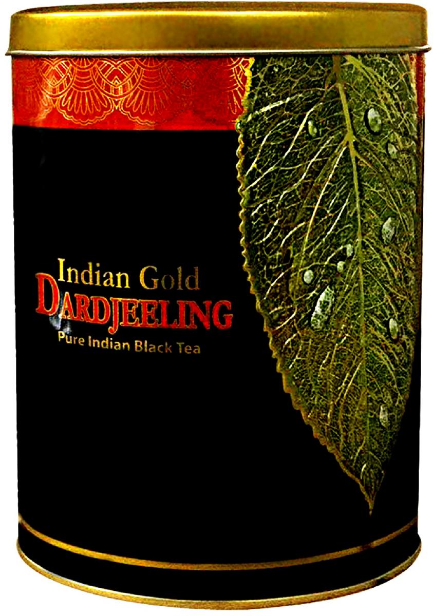 Monzil Dardjeeling чай черный крупнолистовой, 100 г greenfield чай greenfield классик брекфаст листовой черный 100г