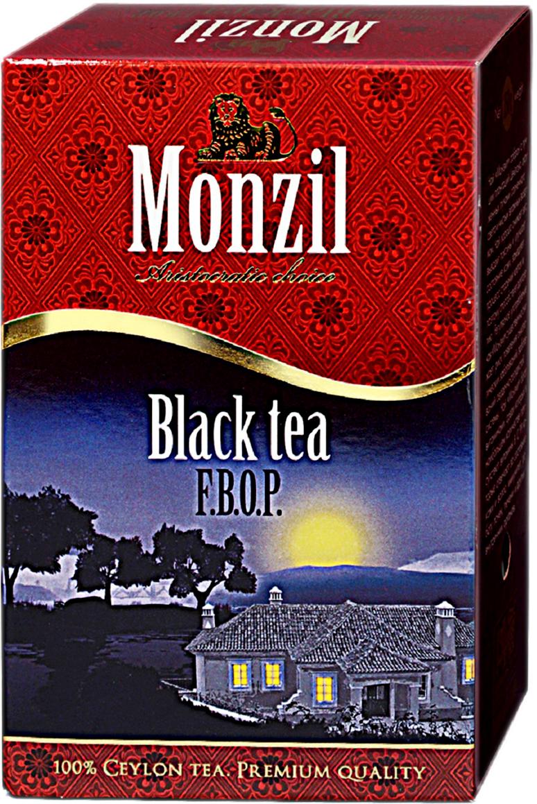 Monzil чай черный, 100 г4792131708424Черный листовой чай Monzil - отличное решение для любого чаепития! Чай Монзил — это яркий мир, необычный и разнообразный, открывающий новые грани вкуса, изысканные оттенки цвета, достоинства аромата. Чай дарит настоящим ценителям истинное наслаждение. Попробуйте чай Монзил и вы навсегла останетесь его поклонником!