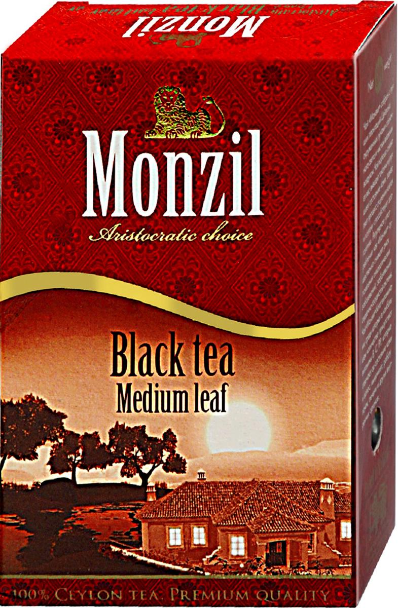 Monzil чай черный с бергамотом, 100 г4792131708448Черный листовой чай Monzil - отличное решение для любого чаепития! Чай Монзил — это яркий мир, необычный и разнообразный, открывающий новые грани вкуса, изысканные оттенки цвета, достоинства аромата. Чай дарит настоящим ценителям истинное наслаждение. Попробуйте чай Монзил и вы навсегла останетесь его поклонником!Всё о чае: сорта, факты, советы по выбору и употреблению. Статья OZON Гид
