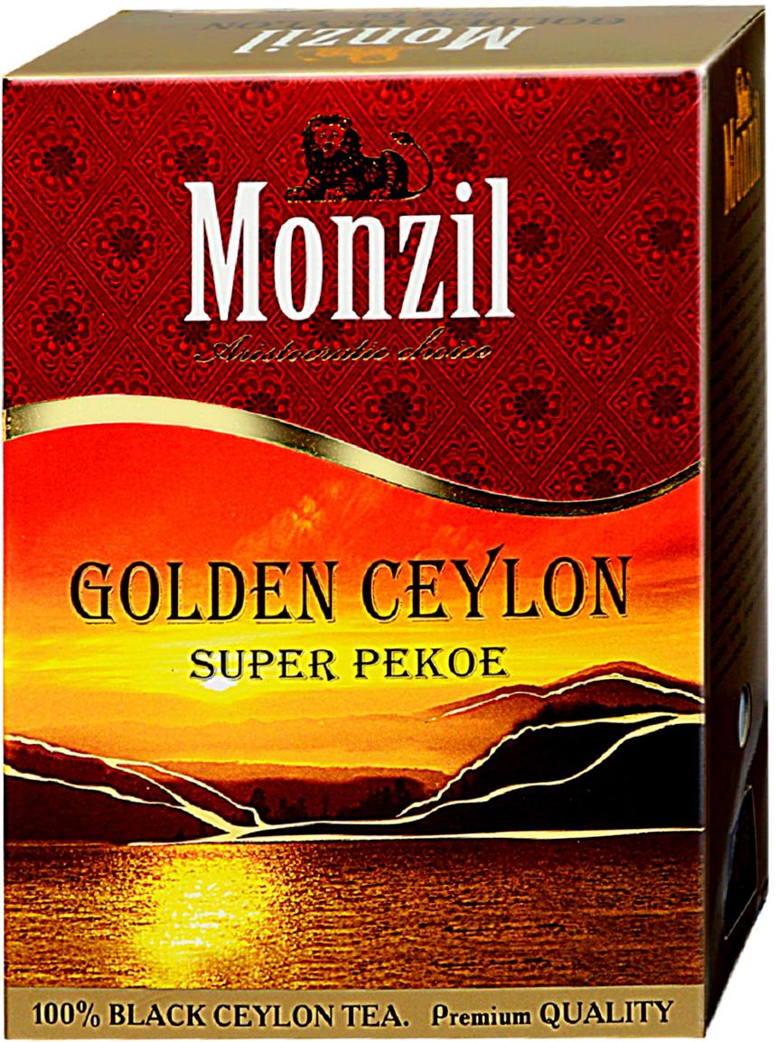 Monzil PEKOE чай черный крупнолистовой, 100 г4796005761263Черный листовой чай Monzil - отличное решение для любого чаепития! Чай Монзил — это яркий мир, необычный и разнообразный, открывающий новые грани вкуса, изысканные оттенки цвета, достоинства аромата. Чай дарит настоящим ценителям истинное наслаждение. Попробуйте чай Монзил и вы навсегла останетесь его поклонником!Всё о чае: сорта, факты, советы по выбору и употреблению. Статья OZON Гид