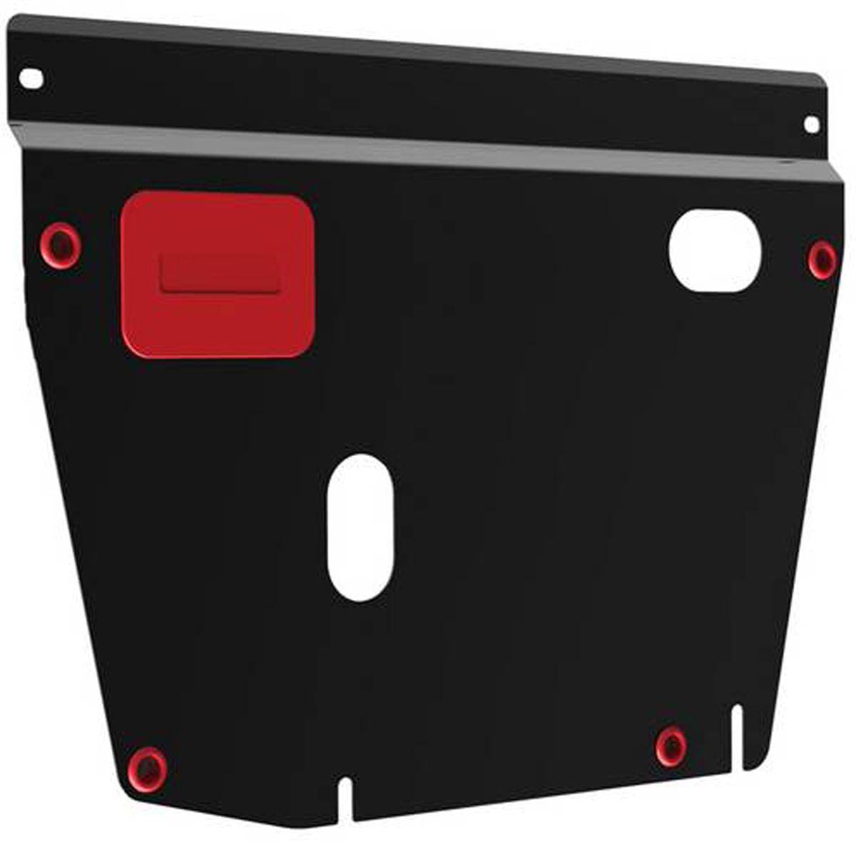 Защита картера и КПП Автоброня Honda Civic 2006-, сталь 2 мм111.02108.1Защита картера и КПП Автоброня Honda Civic 4dr, V - 1,8 2006-, сталь 2 мм, комплект крепежа, 111.02108.1Стальные защиты Автоброня надежно защищают ваш автомобиль от повреждений при наезде на бордюры, выступающие канализационные люки, кромки поврежденного асфальта или при ремонте дорог, не говоря уже о загородных дорогах. - Имеют оптимальное соотношение цена-качество. - Спроектированы с учетом особенностей автомобиля, что делает установку удобной. - Защита устанавливается в штатные места кузова автомобиля. - Является надежной защитой для важных элементов на протяжении долгих лет. - Глубокий штамп дополнительно усиливает конструкцию защиты. - Подштамповка в местах крепления защищает крепеж от срезания. - Технологические отверстия там, где они необходимы для смены масла и слива воды, оборудованные заглушками, закрепленными на защите. Толщина стали 2 мм. В комплекте крепеж и инструкция по установке.