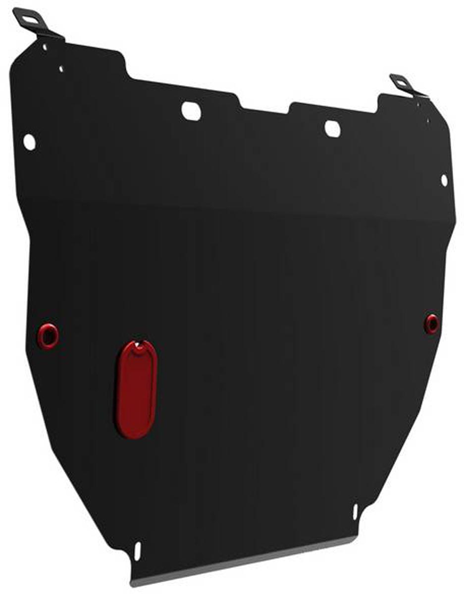 Защита картера и КПП Автоброня Hyundai Accent 2004-2012, сталь 2 мм111.02301.1Защита картера и КПП Автоброня для Hyundai Accent, V - 1,5 2004-2012, комплект крепежа, 111.02301.1Стальные защиты Автоброня надежно защищают ваш автомобиль от повреждений при наезде на бордюры, выступающие канализационные люки, кромки поврежденного асфальта или при ремонте дорог, не говоря уже о загородных дорогах. - Имеют оптимальное соотношение цена-качество. - Спроектированы с учетом особенностей автомобиля, что делает установку удобной. - Защита устанавливается в штатные места кузова автомобиля. - Является надежной защитой для важных элементов на протяжении долгих лет. - Глубокий штамп дополнительно усиливает конструкцию защиты. - Подштамповка в местах крепления защищает крепеж от срезания. - Технологические отверстия там, где они необходимы для смены масла и слива воды, оборудованные заглушками, закрепленными на защите. Толщина стали 2 мм. В комплекте крепеж и инструкция по установке.