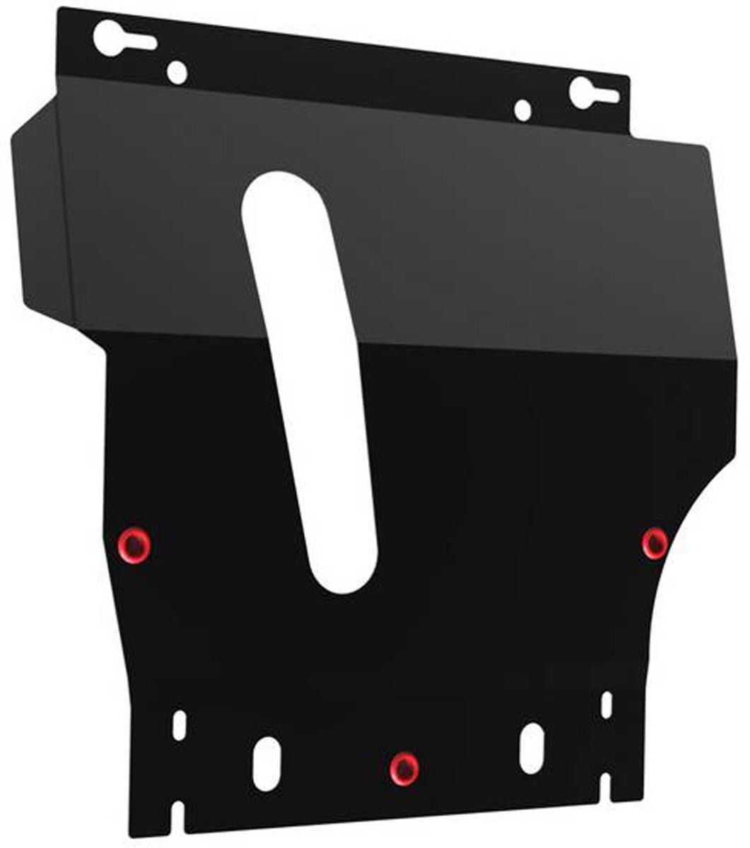 Защита картера и КПП Автоброня Nissan Micra 2005-2010, сталь 2 мм111.04102.1Защита картера и КПП Автоброня Nissan Micra, V - 1,2; 1,4 2005-2010, сталь 2 мм, комплект крепежа, 111.04102.1Стальные защиты Автоброня надежно защищают ваш автомобиль от повреждений при наезде на бордюры, выступающие канализационные люки, кромки поврежденного асфальта или при ремонте дорог, не говоря уже о загородных дорогах. - Имеют оптимальное соотношение цена-качество. - Спроектированы с учетом особенностей автомобиля, что делает установку удобной. - Защита устанавливается в штатные места кузова автомобиля. - Является надежной защитой для важных элементов на протяжении долгих лет. - Глубокий штамп дополнительно усиливает конструкцию защиты. - Подштамповка в местах крепления защищает крепеж от срезания. - Технологические отверстия там, где они необходимы для смены масла и слива воды, оборудованные заглушками, закрепленными на защите. Толщина стали 2 мм. В комплекте крепеж и инструкция по установке.