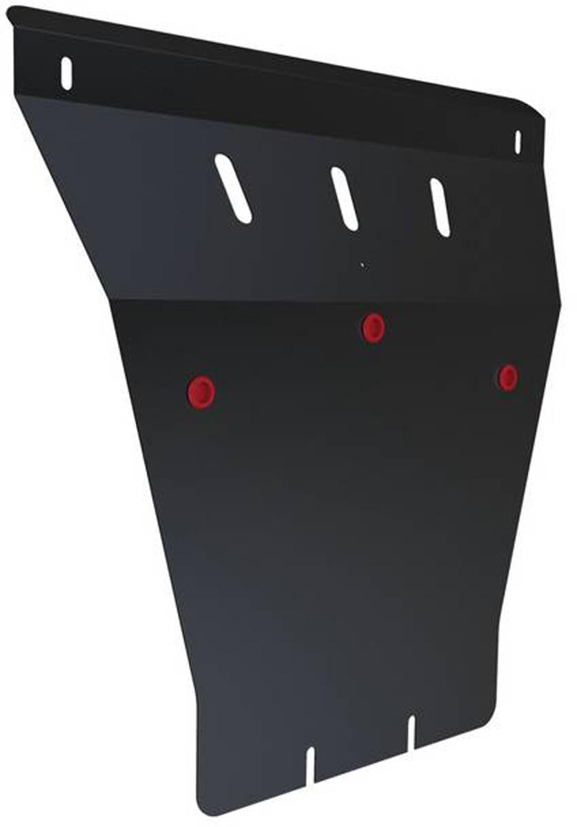 Защита картера Автоброня Ssang Yong Kyron II 2007-, сталь 2 мм111.05304.2Защита картера Автоброня Ssang Yong Kyron II, V - 2,0 TD; 2,3 2007-, сталь 2 мм, комплект крепежа, 111.05304.2 Дополнительно можно приобрести другие защитные элементы из комплекта: защита КПП - 111.05303.3Стальные защиты Автоброня надежно защищают ваш автомобиль от повреждений при наезде на бордюры, выступающие канализационные люки, кромки поврежденного асфальта или при ремонте дорог, не говоря уже о загородных дорогах. - Имеют оптимальное соотношение цена-качество. - Спроектированы с учетом особенностей автомобиля, что делает установку удобной. - Защита устанавливается в штатные места кузова автомобиля. - Является надежной защитой для важных элементов на протяжении долгих лет. - Глубокий штамп дополнительно усиливает конструкцию защиты. - Подштамповка в местах крепления защищает крепеж от срезания. - Технологические отверстия там, где они необходимы для смены масла и слива воды, оборудованные заглушками, закрепленными на защите. Толщина стали 2 мм. В комплекте крепеж и инструкция по установке.