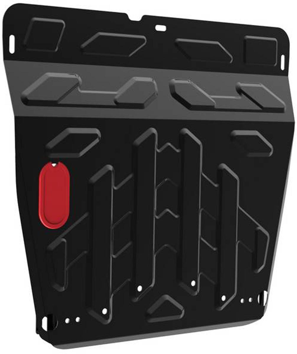 Защита картера и КПП Автоброня Ssang Yong Actyon 2011-, сталь 2 мм111.05307.2Защита картера и КПП Автоброня Ssang Yong Actyon, V- 2,0 2011-, сталь 2 мм, комплект крепежа, 111.05307.2Стальные защиты Автоброня надежно защищают ваш автомобиль от повреждений при наезде на бордюры, выступающие канализационные люки, кромки поврежденного асфальта или при ремонте дорог, не говоря уже о загородных дорогах. - Имеют оптимальное соотношение цена-качество. - Спроектированы с учетом особенностей автомобиля, что делает установку удобной. - Защита устанавливается в штатные места кузова автомобиля. - Является надежной защитой для важных элементов на протяжении долгих лет. - Глубокий штамп дополнительно усиливает конструкцию защиты. - Подштамповка в местах крепления защищает крепеж от срезания. - Технологические отверстия там, где они необходимы для смены масла и слива воды, оборудованные заглушками, закрепленными на защите. Толщина стали 2 мм. В комплекте крепеж и инструкция по установке.