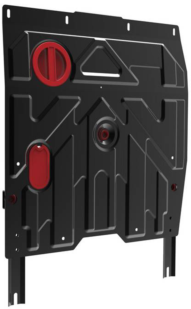 Защита картера и КПП Автоброня Fiat Sedici 2005-/Suzuki SX4 Classic 2007-2013 2013-, сталь 2 мм111.05505.3Защита картера и КПП Автоброня для Fiat Sedici, V - 1,6 2005-/Suzuki SX4 Classic, V - 1,6 2007-2013 2013-, сталь 2 мм, комплект крепежа, 111.05505.3Стальные защиты Автоброня надежно защищают ваш автомобиль от повреждений при наезде на бордюры, выступающие канализационные люки, кромки поврежденного асфальта или при ремонте дорог, не говоря уже о загородных дорогах. - Имеют оптимальное соотношение цена-качество. - Спроектированы с учетом особенностей автомобиля, что делает установку удобной. - Защита устанавливается в штатные места кузова автомобиля. - Является надежной защитой для важных элементов на протяжении долгих лет. - Глубокий штамп дополнительно усиливает конструкцию защиты. - Подштамповка в местах крепления защищает крепеж от срезания. - Технологические отверстия там, где они необходимы для смены масла и слива воды, оборудованные заглушками, закрепленными на защите. Толщина стали 2 мм. В комплекте крепеж и инструкция по установке.