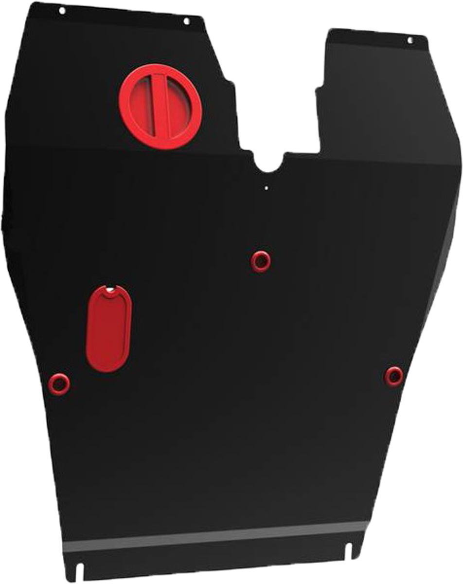Защита картера и КПП Автоброня Chery Tiggo 2005-2013, сталь 2 мм111.00904.2Защита картера и КПП Автоброня Chery Tiggo, V - 1,8; 2,0 2005-2013, сталь 2 мм, комплект крепежа, 111.00904.2Стальные защиты Автоброня надежно защищают ваш автомобиль от повреждений при наезде на бордюры, выступающие канализационные люки, кромки поврежденного асфальта или при ремонте дорог, не говоря уже о загородных дорогах. - Имеют оптимальное соотношение цена-качество. - Спроектированы с учетом особенностей автомобиля, что делает установку удобной. - Защита устанавливается в штатные места кузова автомобиля. - Является надежной защитой для важных элементов на протяжении долгих лет. - Глубокий штамп дополнительно усиливает конструкцию защиты. - Подштамповка в местах крепления защищает крепеж от срезания. - Технологические отверстия там, где они необходимы для смены масла и слива воды, оборудованные заглушками, закрепленными на защите. Толщина стали 2 мм. В комплекте крепеж и инструкция по установке.Уважаемые клиенты! Обращаем ваше внимание на тот факт, что защита имеет форму, соответствующую модели данного автомобиля. Наличие глубокого штампа и лючков для смены фильтров/масла предусмотрено не на всех защитах. Фото служит для визуального восприятия товара.
