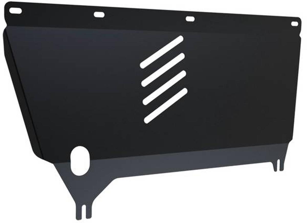 Защита картера и КПП Автоброня Citroёn C3 Picasso 2009-/Peugeot 207 2006-, сталь 2 мм111.01202.1Защита картера и КПП Автоброня для Citroёn C3 Picasso, V - 1,4; 1,6 2009-/Peugeot 207 2006-, сталь 2 мм, комплект крепежа, 111.01202.1Стальные защиты Автоброня надежно защищают ваш автомобиль от повреждений при наезде на бордюры, выступающие канализационные люки, кромки поврежденного асфальта или при ремонте дорог, не говоря уже о загородных дорогах.- Имеют оптимальное соотношение цена-качество.- Спроектированы с учетом особенностей автомобиля, что делает установку удобной.- Защита устанавливается в штатные места кузова автомобиля.- Является надежной защитой для важных элементов на протяжении долгих лет.- Глубокий штамп дополнительно усиливает конструкцию защиты.- Подштамповка в местах крепления защищает крепеж от срезания.- Технологические отверстия там, где они необходимы для смены масла и слива воды, оборудованные заглушками, закрепленными на защите.Толщина стали 2 мм.В комплекте крепеж и инструкция по установке.Уважаемые клиенты!Обращаем ваше внимание на тот факт, что защита имеет форму, соответствующую модели данного автомобиля. Наличие глубокого штампа и лючков для смены фильтров/масла предусмотрено не на всех защитах. Фото служит для визуального восприятия товара.