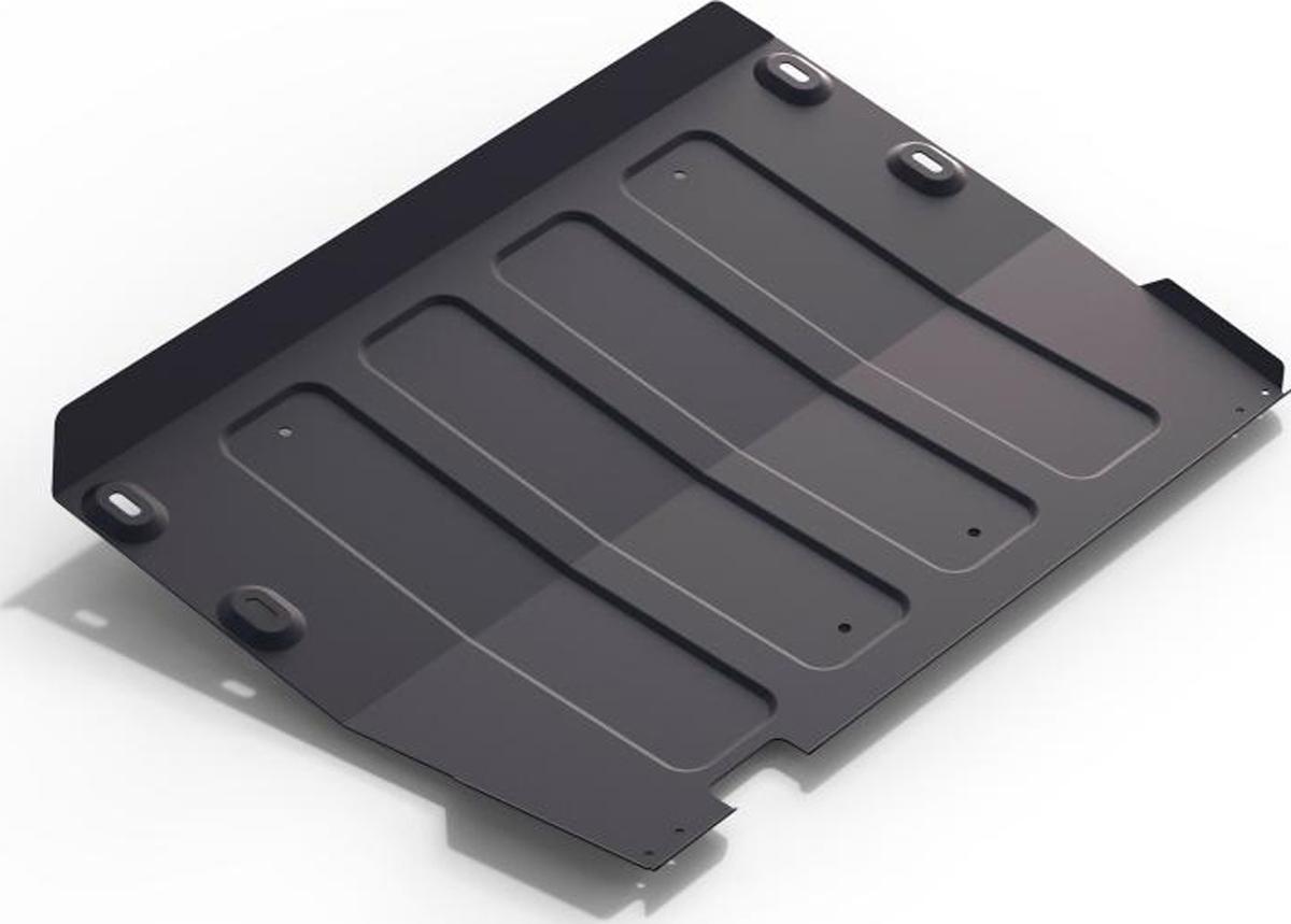 Защита картера и КПП Автоброня Ford Transit 2014- RWD/Ford Transit 2014- 4WD, сталь 2 мм111.01851.1Защита картера и КПП Автоброня для Ford Transit задний привод (RWD) V-2,2D 2014-/Ford Transit полный привод (4WD) V-2,2D 2014-, сталь 2 мм, комплект крепежа, 111.01851.1Стальные защиты Автоброня надежно защищают ваш автомобиль от повреждений при наезде на бордюры, выступающие канализационные люки, кромки поврежденного асфальта или при ремонте дорог, не говоря уже о загородных дорогах.- Имеют оптимальное соотношение цена-качество.- Спроектированы с учетом особенностей автомобиля, что делает установку удобной.- Защита устанавливается в штатные места кузова автомобиля.- Является надежной защитой для важных элементов на протяжении долгих лет.- Глубокий штамп дополнительно усиливает конструкцию защиты.- Подштамповка в местах крепления защищает крепеж от срезания.- Технологические отверстия там, где они необходимы для смены масла и слива воды, оборудованные заглушками, закрепленными на защите.Толщина стали 2 мм.В комплекте крепеж и инструкция по установке.Уважаемые клиенты!Обращаем ваше внимание на тот факт, что защита имеет форму, соответствующую модели данного автомобиля. Наличие глубокого штампа и лючков для смены фильтров/масла предусмотрено не на всех защитах. Фото служит для визуального восприятия товара.