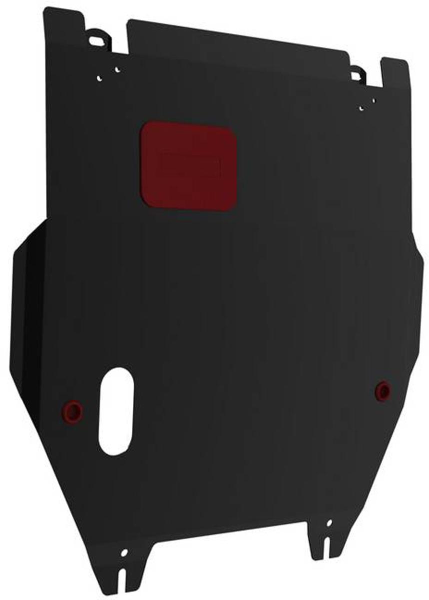 Защита картера и КПП Автоброня Honda Jazz 2004-2008, сталь 2 мм111.02106.1Защита картера и КПП Автоброня Honda Jazz, V -1,4 2004-2008, сталь 2 мм, комплект крепежа, 111.02106.1Стальные защиты Автоброня надежно защищают ваш автомобиль от повреждений при наезде на бордюры, выступающие канализационные люки, кромки поврежденного асфальта или при ремонте дорог, не говоря уже о загородных дорогах. - Имеют оптимальное соотношение цена-качество. - Спроектированы с учетом особенностей автомобиля, что делает установку удобной. - Защита устанавливается в штатные места кузова автомобиля. - Является надежной защитой для важных элементов на протяжении долгих лет. - Глубокий штамп дополнительно усиливает конструкцию защиты. - Подштамповка в местах крепления защищает крепеж от срезания. - Технологические отверстия там, где они необходимы для смены масла и слива воды, оборудованные заглушками, закрепленными на защите. Толщина стали 2 мм. В комплекте крепеж и инструкция по установке.Уважаемые клиенты! Обращаем ваше внимание на тот факт, что защита имеет форму, соответствующую модели данного автомобиля. Наличие глубокого штампа и лючков для смены фильтров/масла предусмотрено не на всех защитах. Фото служит для визуального восприятия товара.
