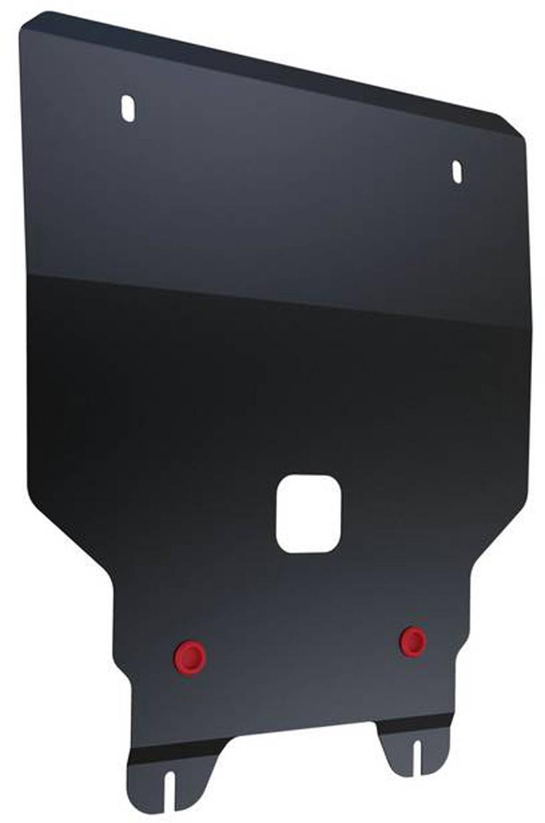 Защита картера и КПП Автоброня Honda Jazz 2008-, сталь 2 мм111.02107.1Защита картера и КПП Автоброня Honda Jazz, V -1,2; 1,4 2008-, сталь 2 мм, комплект крепежа, 111.02107.1Стальные защиты Автоброня надежно защищают ваш автомобиль от повреждений при наезде на бордюры, выступающие канализационные люки, кромки поврежденного асфальта или при ремонте дорог, не говоря уже о загородных дорогах. - Имеют оптимальное соотношение цена-качество. - Спроектированы с учетом особенностей автомобиля, что делает установку удобной. - Защита устанавливается в штатные места кузова автомобиля. - Является надежной защитой для важных элементов на протяжении долгих лет. - Глубокий штамп дополнительно усиливает конструкцию защиты. - Подштамповка в местах крепления защищает крепеж от срезания. - Технологические отверстия там, где они необходимы для смены масла и слива воды, оборудованные заглушками, закрепленными на защите. Толщина стали 2 мм. В комплекте крепеж и инструкция по установке.Уважаемые клиенты! Обращаем ваше внимание на тот факт, что защита имеет форму, соответствующую модели данного автомобиля. Наличие глубокого штампа и лючков для смены фильтров/масла предусмотрено не на всех защитах. Фото служит для визуального восприятия товара.