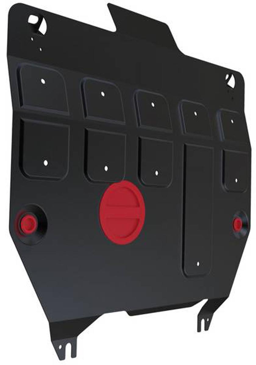 Защита картера и КПП Автоброня Honda CR-V 2012-2015, сталь 2 мм111.02130.1Защита картера и КПП Автоброня Honda CR-V, V - 2,4 2012-2015, сталь 2 мм, комплект крепежа, 111.02130.1Стальные защиты Автоброня надежно защищают ваш автомобиль от повреждений при наезде на бордюры, выступающие канализационные люки, кромки поврежденного асфальта или при ремонте дорог, не говоря уже о загородных дорогах. - Имеют оптимальное соотношение цена-качество. - Спроектированы с учетом особенностей автомобиля, что делает установку удобной. - Защита устанавливается в штатные места кузова автомобиля. - Является надежной защитой для важных элементов на протяжении долгих лет. - Глубокий штамп дополнительно усиливает конструкцию защиты. - Подштамповка в местах крепления защищает крепеж от срезания. - Технологические отверстия там, где они необходимы для смены масла и слива воды, оборудованные заглушками, закрепленными на защите. Толщина стали 2 мм. В комплекте крепеж и инструкция по установке.Уважаемые клиенты! Обращаем ваше внимание на тот факт, что защита имеет форму, соответствующую модели данного автомобиля. Наличие глубокого штампа и лючков для смены фильтров/масла предусмотрено не на всех защитах. Фото служит для визуального восприятия товара.