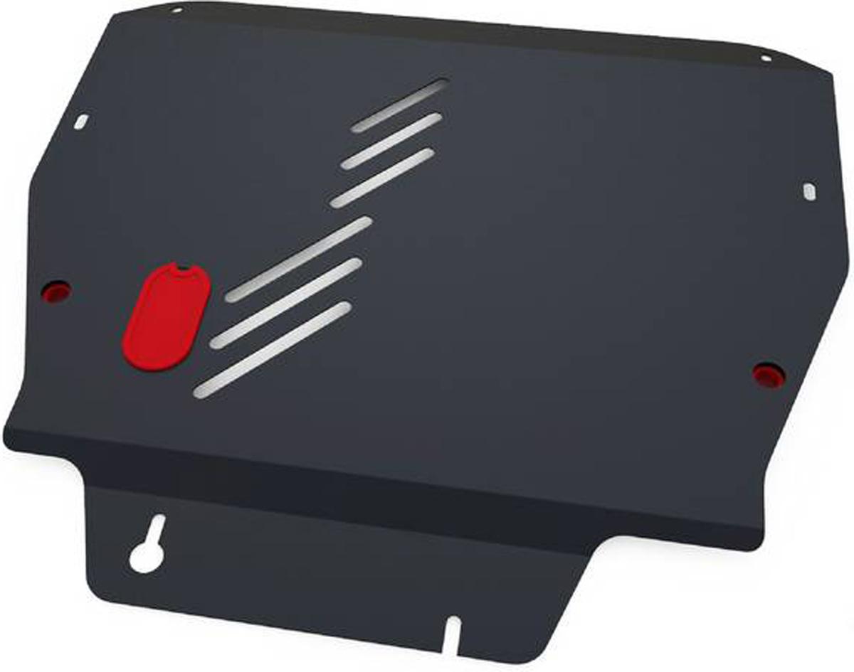 Защита картера и КПП Автоброня Hyundai ix55 2008-2013, сталь 2 мм111.02306.1Защита картера и КПП Автоброня Hyundai ix55, V - 3,8 2008-2013, сталь 2 мм, комплект крепежа, 111.02306.1Стальные защиты Автоброня надежно защищают ваш автомобиль от повреждений при наезде на бордюры, выступающие канализационные люки, кромки поврежденного асфальта или при ремонте дорог, не говоря уже о загородных дорогах. - Имеют оптимальное соотношение цена-качество. - Спроектированы с учетом особенностей автомобиля, что делает установку удобной. - Защита устанавливается в штатные места кузова автомобиля. - Является надежной защитой для важных элементов на протяжении долгих лет. - Глубокий штамп дополнительно усиливает конструкцию защиты. - Подштамповка в местах крепления защищает крепеж от срезания. - Технологические отверстия там, где они необходимы для смены масла и слива воды, оборудованные заглушками, закрепленными на защите. Толщина стали 2 мм. В комплекте крепеж и инструкция по установке.Уважаемые клиенты! Обращаем ваше внимание на тот факт, что защита имеет форму, соответствующую модели данного автомобиля. Наличие глубокого штампа и лючков для смены фильтров/масла предусмотрено не на всех защитах. Фото служит для визуального восприятия товара.