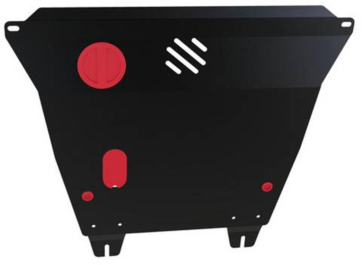 Защита картера и КПП Автоброня Kia Picanto 2007-2011, сталь 2 мм111.02804.2Защита картера и КПП Автоброня Kia Picanto, V - 1,0; 1,1 2007-2011, сталь 2 мм, комплект крепежа, 111.02804.2Стальные защиты Автоброня надежно защищают ваш автомобиль от повреждений при наезде на бордюры, выступающие канализационные люки, кромки поврежденного асфальта или при ремонте дорог, не говоря уже о загородных дорогах. - Имеют оптимальное соотношение цена-качество. - Спроектированы с учетом особенностей автомобиля, что делает установку удобной. - Защита устанавливается в штатные места кузова автомобиля. - Является надежной защитой для важных элементов на протяжении долгих лет. - Глубокий штамп дополнительно усиливает конструкцию защиты. - Подштамповка в местах крепления защищает крепеж от срезания. - Технологические отверстия там, где они необходимы для смены масла и слива воды, оборудованные заглушками, закрепленными на защите. Толщина стали 2 мм. В комплекте крепеж и инструкция по установке.Уважаемые клиенты! Обращаем ваше внимание на тот факт, что защита имеет форму, соответствующую модели данного автомобиля. Наличие глубокого штампа и лючков для смены фильтров/масла предусмотрено не на всех защитах. Фото служит для визуального восприятия товара.