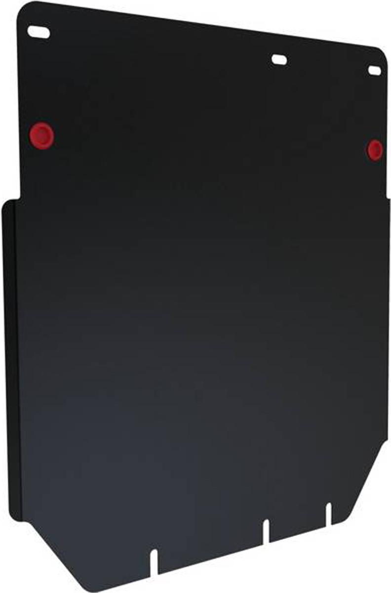 Защита КПП Автоброня Kia Mohave 2009-, сталь 2 мм111.02815.1Защита КПП Автоброня Kia Mohave 2009-, сталь 2 мм, комплект крепежа, 111.02815.1 Дополнительно можно приобрести другие защитные элементы из комплекта: защита радиатора - 1.02813.1, защита картера - 111.02814.1, защита РК - 111.02816.1Стальные защиты Автоброня надежно защищают ваш автомобиль от повреждений при наезде на бордюры, выступающие канализационные люки, кромки поврежденного асфальта или при ремонте дорог, не говоря уже о загородных дорогах. - Имеют оптимальное соотношение цена-качество. - Спроектированы с учетом особенностей автомобиля, что делает установку удобной. - Защита устанавливается в штатные места кузова автомобиля. - Является надежной защитой для важных элементов на протяжении долгих лет. - Глубокий штамп дополнительно усиливает конструкцию защиты. - Подштамповка в местах крепления защищает крепеж от срезания. - Технологические отверстия там, где они необходимы для смены масла и слива воды, оборудованные заглушками, закрепленными на защите. Толщина стали 2 мм. В комплекте крепеж и инструкция по установке.Уважаемые клиенты! Обращаем ваше внимание на тот факт, что защита имеет форму, соответствующую модели данного автомобиля. Наличие глубокого штампа и лючков для смены фильтров/масла предусмотрено не на всех защитах. Фото служит для визуального восприятия товара.