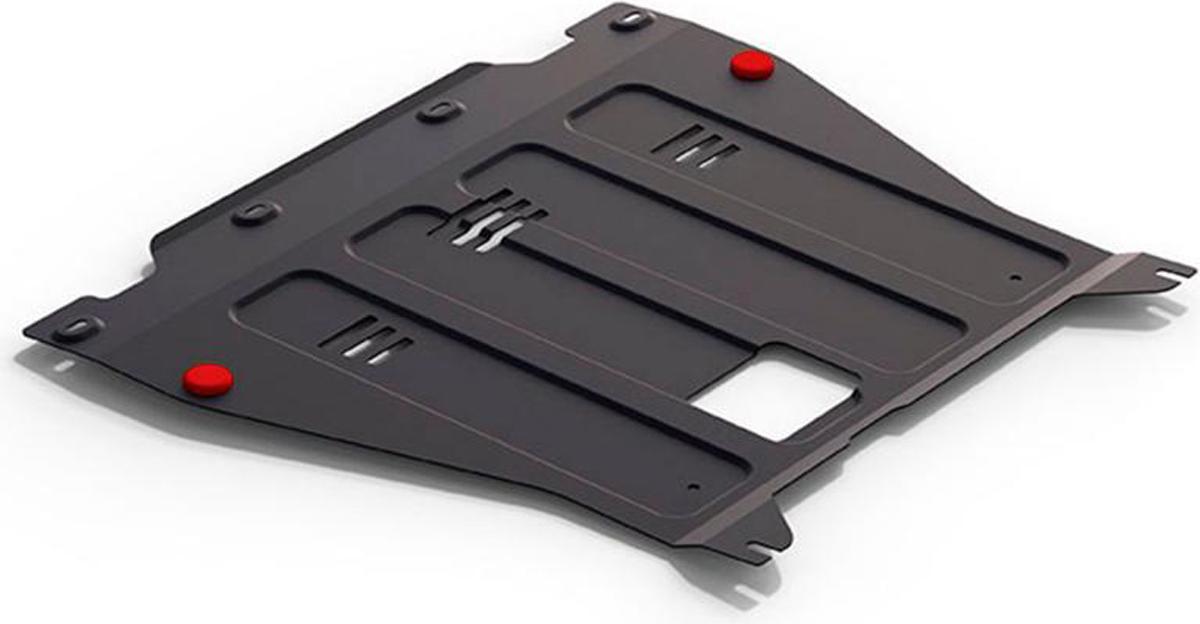 Защита картера и КПП Автоброня Kia Optima 2016-, сталь 2 мм111.02837.1Защита картера и КПП Автоброня Kia Optima, V - 2,0(150hp); 2,4GDI(188hp) ; 2,0T-GDI(245hp) 2016-, сталь 2 мм, комплект крепежа, 111.02837.1Стальные защиты Автоброня надежно защищают ваш автомобиль от повреждений при наезде на бордюры, выступающие канализационные люки, кромки поврежденного асфальта или при ремонте дорог, не говоря уже о загородных дорогах. - Имеют оптимальное соотношение цена-качество. - Спроектированы с учетом особенностей автомобиля, что делает установку удобной. - Защита устанавливается в штатные места кузова автомобиля. - Является надежной защитой для важных элементов на протяжении долгих лет. - Глубокий штамп дополнительно усиливает конструкцию защиты. - Подштамповка в местах крепления защищает крепеж от срезания. - Технологические отверстия там, где они необходимы для смены масла и слива воды, оборудованные заглушками, закрепленными на защите. Толщина стали 2 мм. В комплекте крепеж и инструкция по установке.Уважаемые клиенты! Обращаем ваше внимание на тот факт, что защита имеет форму, соответствующую модели данного автомобиля. Наличие глубокого штампа и лючков для смены фильтров/масла предусмотрено не на всех защитах. Фото служит для визуального восприятия товара.