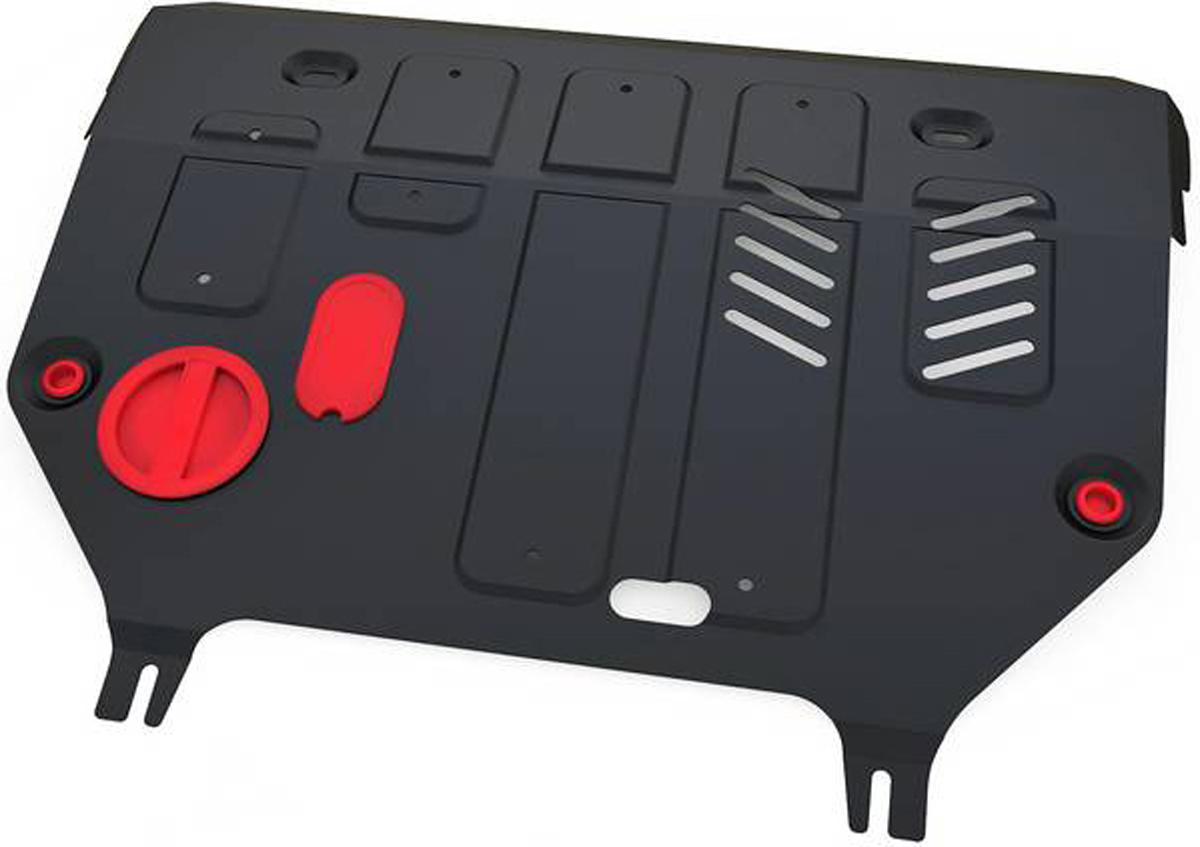 Защита картера и КПП Автоброня Lexus NX 200 2014-, сталь 2 мм111.03211.1Защита картера и КПП Автоброня Lexus NX, 200 V-2,0 (150p) 2014-, сталь 2 мм, комплект крепежа, 111.03211.1Стальные защиты Автоброня надежно защищают ваш автомобиль от повреждений при наезде на бордюры, выступающие канализационные люки, кромки поврежденного асфальта или при ремонте дорог, не говоря уже о загородных дорогах.- Имеют оптимальное соотношение цена-качество.- Спроектированы с учетом особенностей автомобиля, что делает установку удобной.- Защита устанавливается в штатные места кузова автомобиля.- Является надежной защитой для важных элементов на протяжении долгих лет.- Глубокий штамп дополнительно усиливает конструкцию защиты.- Подштамповка в местах крепления защищает крепеж от срезания.- Технологические отверстия там, где они необходимы для смены масла и слива воды, оборудованные заглушками, закрепленными на защите.Толщина стали 2 мм.В комплекте крепеж и инструкция по установке.Уважаемые клиенты!Обращаем ваше внимание на тот факт, что защита имеет форму, соответствующую модели данного автомобиля. Наличие глубокого штампа и лючков для смены фильтров/масла предусмотрено не на всех защитах. Фото служит для визуального восприятия товара.