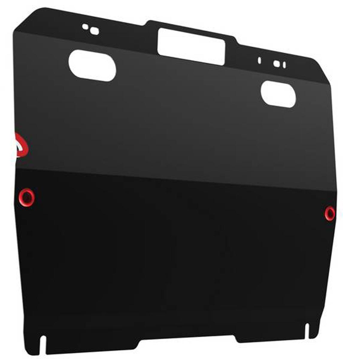 Защита картера и КПП Автоброня Mazda 6 2007-2012, сталь 2 мм111.03805.2Защита картера и КПП Автоброня Mazda 6, V - 1,8; 2,0; 2,5 2007-2012, сталь 2 мм, комплект крепежа, 111.03805.2Стальные защиты Автоброня надежно защищают ваш автомобиль от повреждений при наезде на бордюры, выступающие канализационные люки, кромки поврежденного асфальта или при ремонте дорог, не говоря уже о загородных дорогах.- Имеют оптимальное соотношение цена-качество.- Спроектированы с учетом особенностей автомобиля, что делает установку удобной.- Защита устанавливается в штатные места кузова автомобиля.- Является надежной защитой для важных элементов на протяжении долгих лет.- Глубокий штамп дополнительно усиливает конструкцию защиты.- Подштамповка в местах крепления защищает крепеж от срезания.- Технологические отверстия там, где они необходимы для смены масла и слива воды, оборудованные заглушками, закрепленными на защите.Толщина стали 2 мм.В комплекте крепеж и инструкция по установке.Уважаемые клиенты!Обращаем ваше внимание на тот факт, что защита имеет форму, соответствующую модели данного автомобиля. Наличие глубокого штампа и лючков для смены фильтров/масла предусмотрено не на всех защитах. Фото служит для визуального восприятия товара.