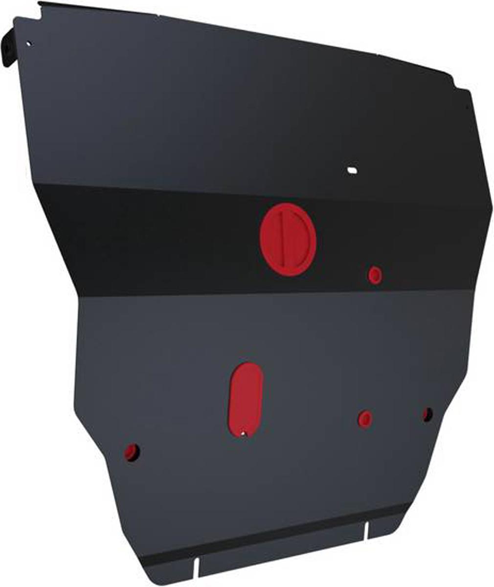 Защита картера и КПП Автоброня Mazda Tribute 2000-2007, сталь 2 мм111.03813.1Защита картера и КПП Автоброня Mazda Tribute, V-2,3 2000-2007, сталь 2 мм, комплект крепежа, 111.03813.1Стальные защиты Автоброня надежно защищают ваш автомобиль от повреждений при наезде на бордюры, выступающие канализационные люки, кромки поврежденного асфальта или при ремонте дорог, не говоря уже о загородных дорогах. - Имеют оптимальное соотношение цена-качество. - Спроектированы с учетом особенностей автомобиля, что делает установку удобной. - Защита устанавливается в штатные места кузова автомобиля. - Является надежной защитой для важных элементов на протяжении долгих лет. - Глубокий штамп дополнительно усиливает конструкцию защиты. - Подштамповка в местах крепления защищает крепеж от срезания. - Технологические отверстия там, где они необходимы для смены масла и слива воды, оборудованные заглушками, закрепленными на защите. Толщина стали 2 мм. В комплекте крепеж и инструкция по установке.Уважаемые клиенты! Обращаем ваше внимание на тот факт, что защита имеет форму, соответствующую модели данного автомобиля. Наличие глубокого штампа и лючков для смены фильтров/масла предусмотрено не на всех защитах. Фото служит для визуального восприятия товара.