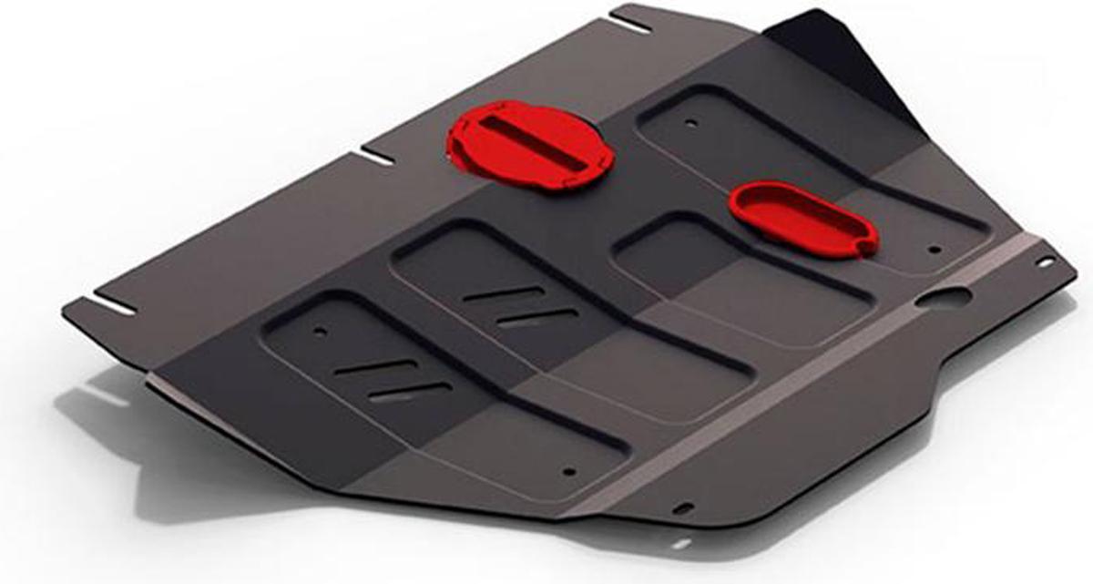Защита картера и КПП Автоброня Mercedes Benz Vito 2015-, сталь 2 мм111.03937.1Защита картера и КПП Автоброня Mercedes Benz Vito FWD V-1,6d (88hp;114hp) 2015-, сталь 2 мм, комплект крепежа, 111.03937.1Стальные защиты Автоброня надежно защищают ваш автомобиль от повреждений при наезде на бордюры, выступающие канализационные люки, кромки поврежденного асфальта или при ремонте дорог, не говоря уже о загородных дорогах. - Имеют оптимальное соотношение цена-качество. - Спроектированы с учетом особенностей автомобиля, что делает установку удобной. - Защита устанавливается в штатные места кузова автомобиля. - Является надежной защитой для важных элементов на протяжении долгих лет. - Глубокий штамп дополнительно усиливает конструкцию защиты. - Подштамповка в местах крепления защищает крепеж от срезания. - Технологические отверстия там, где они необходимы для смены масла и слива воды, оборудованные заглушками, закрепленными на защите. Толщина стали 2 мм. В комплекте крепеж и инструкция по установке.Уважаемые клиенты! Обращаем ваше внимание на тот факт, что защита имеет форму, соответствующую модели данного автомобиля. Наличие глубокого штампа и лючков для смены фильтров/масла предусмотрено не на всех защитах. Фото служит для визуального восприятия товара.