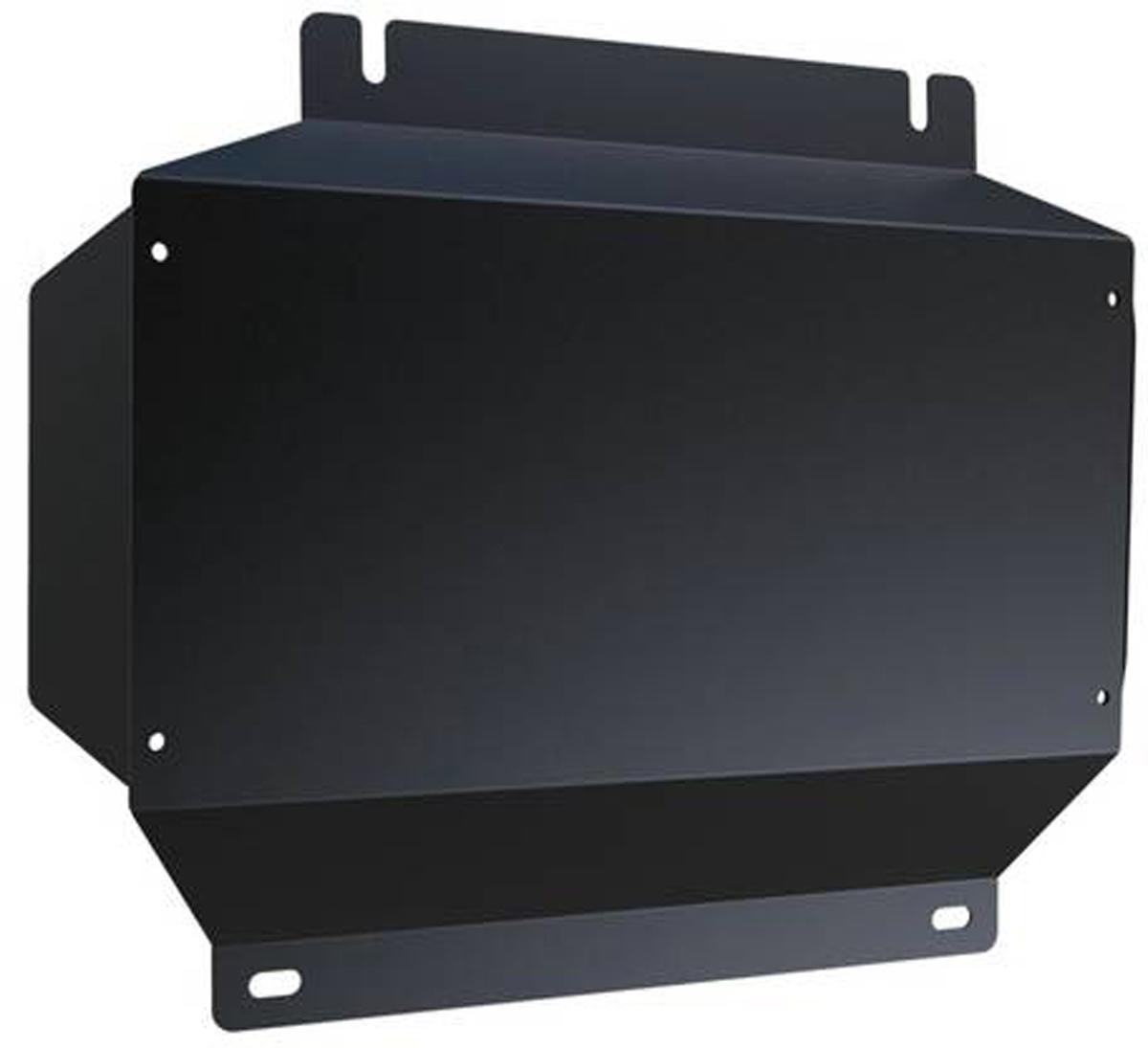 Защита картера Автоброня Mitsubishi Delica 1994-2007, часть 1 , сталь 2 мм111.04022.1Защита картера Автоброня Mitsubishi Delica, V - 2,8TD 1994-2007, часть 1 , сталь 2 мм, комплект крепежа, 111.04022.1 Дополнительно можно приобрести другие защитные элементы из комплекта: защита картера ч.2 - 111.04023.1Стальные защиты Автоброня надежно защищают ваш автомобиль от повреждений при наезде на бордюры, выступающие канализационные люки, кромки поврежденного асфальта или при ремонте дорог, не говоря уже о загородных дорогах. - Имеют оптимальное соотношение цена-качество. - Спроектированы с учетом особенностей автомобиля, что делает установку удобной. - Защита устанавливается в штатные места кузова автомобиля. - Является надежной защитой для важных элементов на протяжении долгих лет. - Глубокий штамп дополнительно усиливает конструкцию защиты. - Подштамповка в местах крепления защищает крепеж от срезания. - Технологические отверстия там, где они необходимы для смены масла и слива воды, оборудованные заглушками, закрепленными на защите. Толщина стали 2 мм. В комплекте крепеж и инструкция по установке.Уважаемые клиенты! Обращаем ваше внимание на тот факт, что защита имеет форму, соответствующую модели данного автомобиля. Наличие глубокого штампа и лючков для смены фильтров/масла предусмотрено не на всех защитах. Фото служит для визуального восприятия товара.