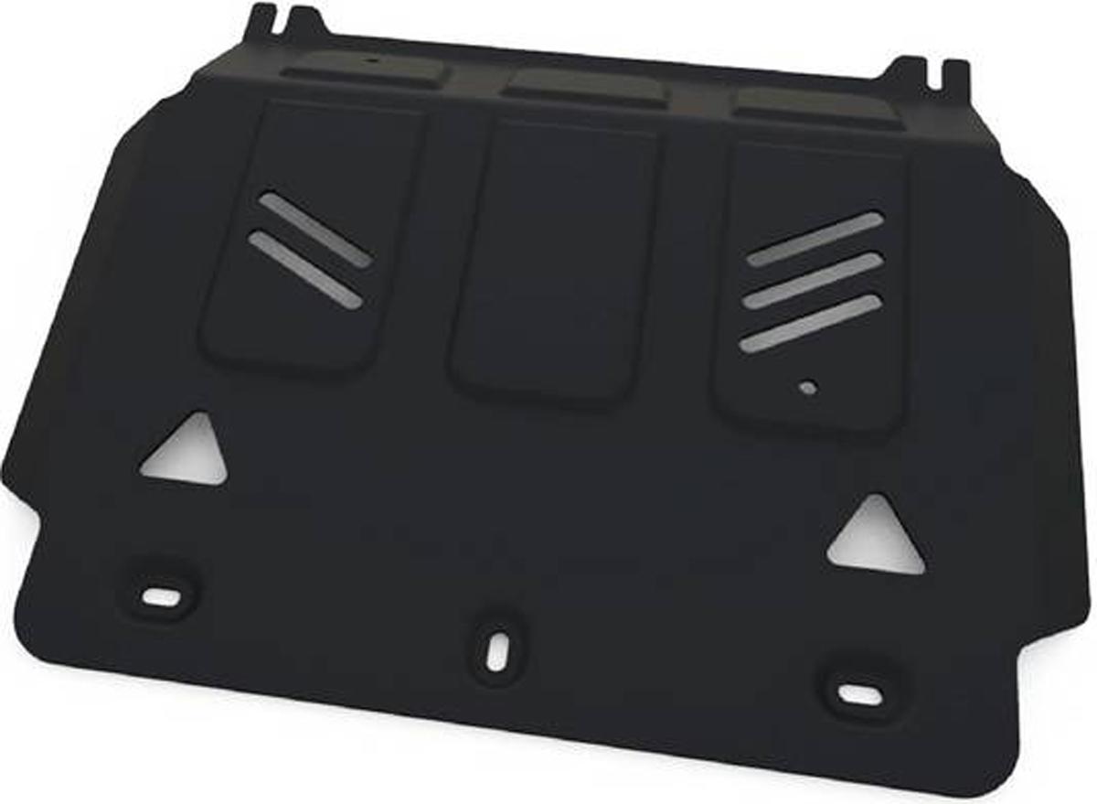 Защита картера Автоброня Mitsubishi L200 2015-/Mitsubishi Pajero Sport 2016-, сталь 2 мм - Тюнинг и защита - Защита внешних частей